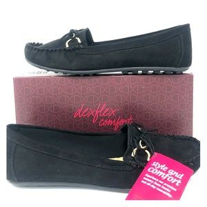 NEW Dexflex Comfort Ditzy loafers size 13